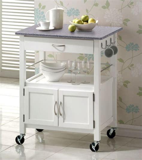 island trolley kitchen hardwood white painted with grainte top kitchen trolleys 1989