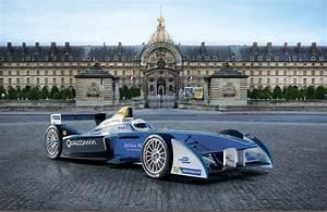 Automobile Paris : formule e un trac autour des invalides paris auto moto ~ Gottalentnigeria.com Avis de Voitures