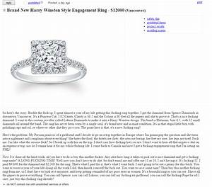 12000 engagement ring for sale in vancouver craigslist With craigslist wedding rings for sale