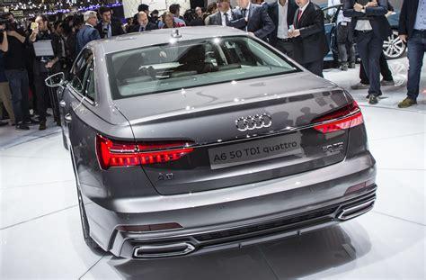 Update Motor Show 2018 : 2018 Audi A6 At 2018 Geneva Motor Show
