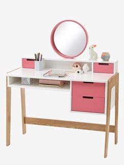 bureau vertbaudet fille table enfant et bureaux meubles rangements pour