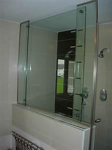 Cabine De Douche En Verre : parois de cabine de douche en verre sur mesure rambouillet ~ Zukunftsfamilie.com Idées de Décoration