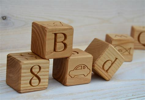 wood block letters 58 90 usd all in 1 26 wooden alphabet blocks abc
