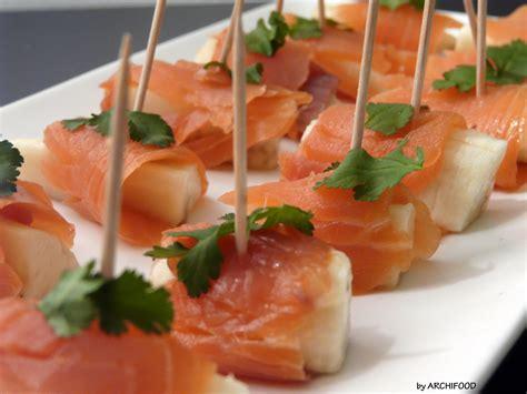 saumon cuisine fut馥 bouchées truite banane archifood