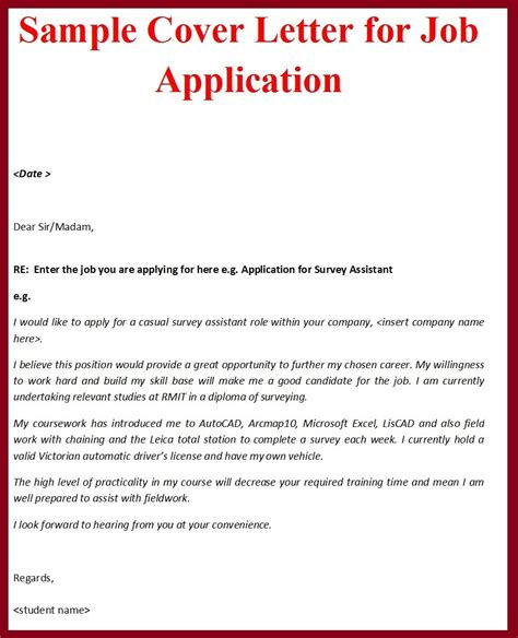 fax cover letter sle 20536 employment cover letter cover letter application 18634