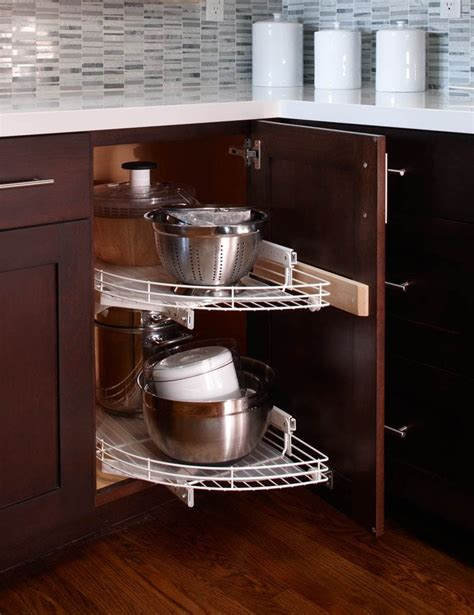 corner kitchen cupboards ideas 8 ingenious organizing ideas for corner cabinets kitchn