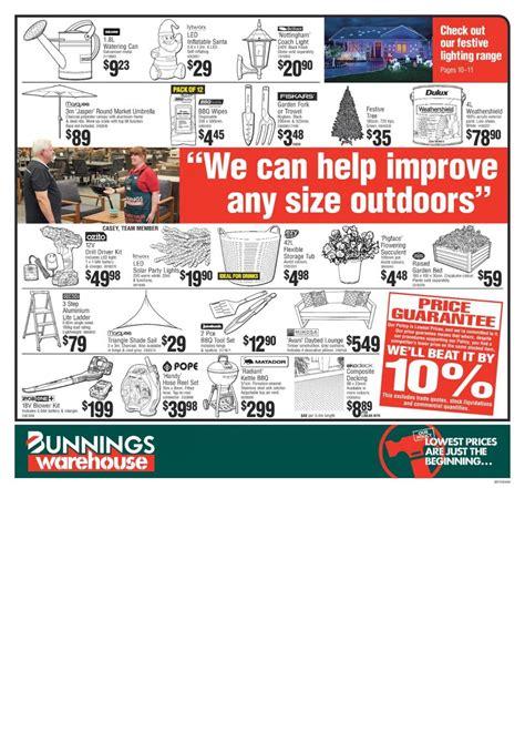 bunnings black friday  sales