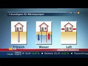Heizen Mit Erdwärme : heizen mit erdw rme youtube ~ Watch28wear.com Haus und Dekorationen