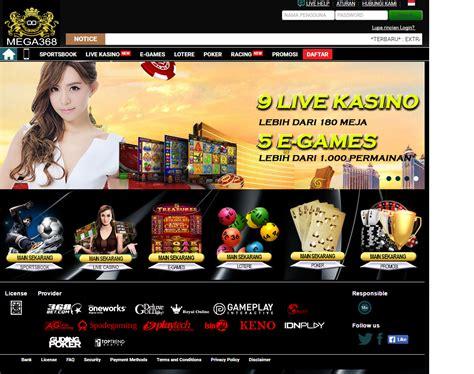 QQMega368 Agen Judi Bola Dan Casino Online Uang Asli ...