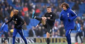 Revealed: Why David Luiz was not in the Chelsea matchday ...
