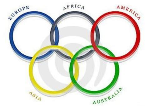 olympic color olympics symbolism of the flag the stallion