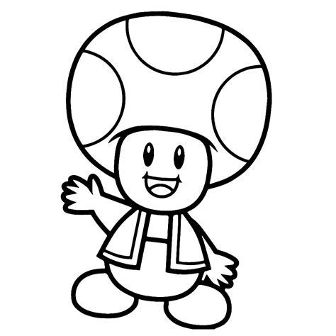 Kleurplaten Mario Bros by Leuk Voor Toad