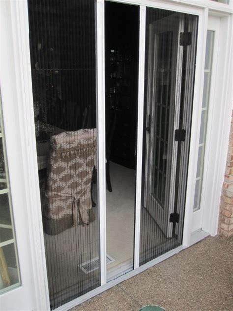 retractable screen doors  windows   home manufacturers  custom window treatments