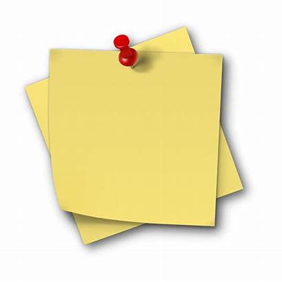 Sticky Yellow Notes Transparent Clipart Purepng App