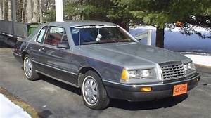 1986 Ford Thunderbird - Overview