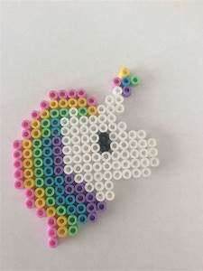 Bügelperlen Kreative Ideen : einhorn aus b gelperlen unicorn love pinterest einhorn b gelperlen und b gel ~ Orissabook.com Haus und Dekorationen