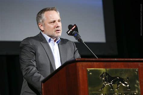 ufc executive vice president marshall zelaznik