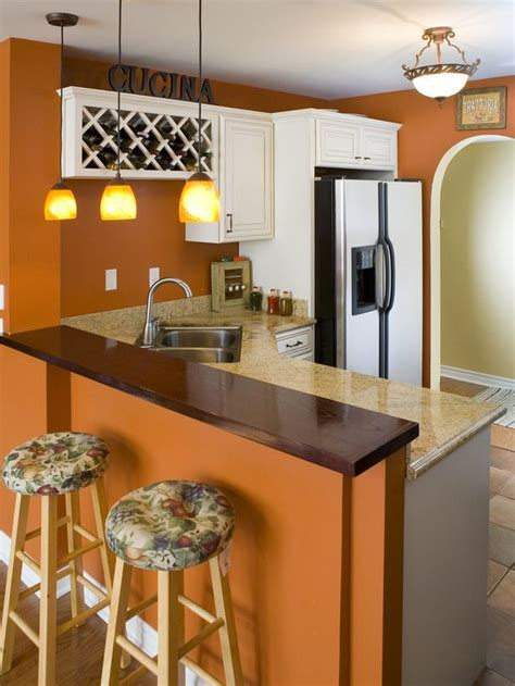 Kitchen Paint Color Pumpkin by Decorating With Warm Rich Colors Paint Colors Pumpkins