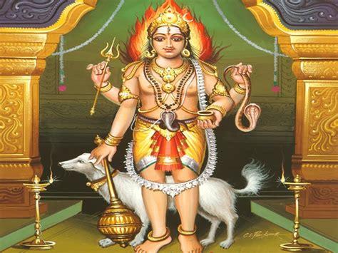 Kala Bhairava & Importance Of Ashtami