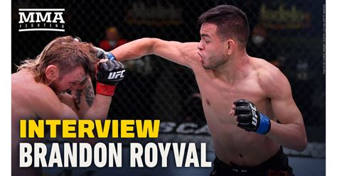 Brandon Royval believes fight with Brandon Moreno is the ...
