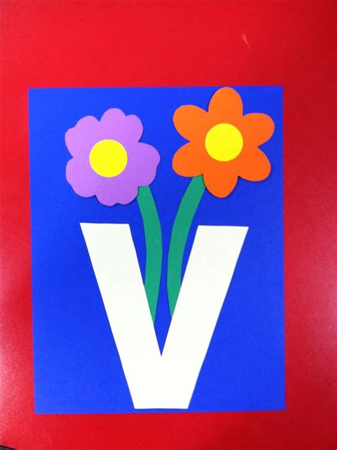 25 best ideas about letter v crafts on 307 | 81c6db0b76a9c8ba5fc1bd09487ab319