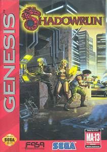 Shadowrun Sega Genesis StrategyWiki The Video Game
