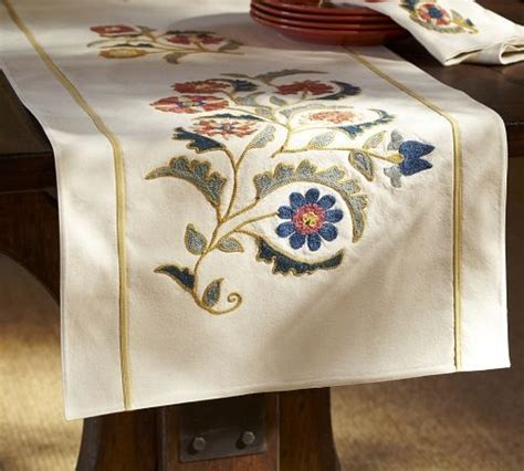 table runner pottery barn 1000 images about front combo room on