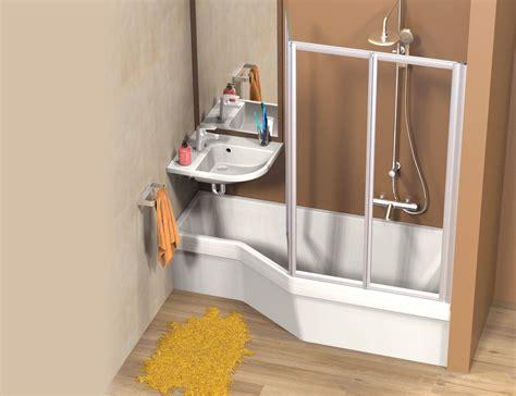bains de si e baignoire et lavabo gain de place plusdeplace fr