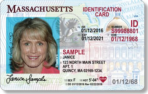 Apply For A Massachusetts Identification Card (mass Id