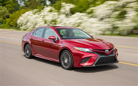 Toyota Camry Hybrid 4k Wallpapers by Wallpapers Toyota Camry Hybrid 4k Road 2018