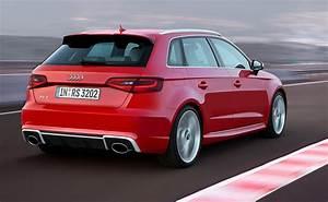 Audi S3 La Centrale : vid o audi rs3 sportback 2015 la nouvelle rs3 en pleine action l 39 argus ~ Gottalentnigeria.com Avis de Voitures