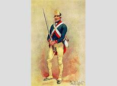 Butler's Rangers, 1777 Revolutionary War Uniforms