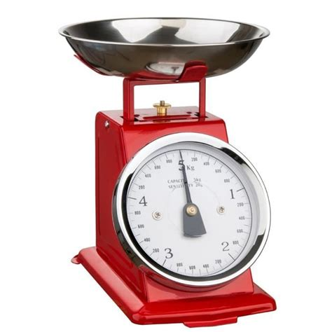 balance de cuisine pro ogo 7915011 balance de cuisine 5kg 20g achat