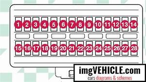 Volvo V70 Iii Fuse Box Diagrams  U0026 Schemes