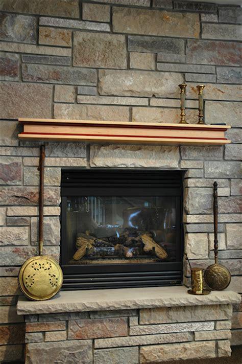 Custom Fireplace Mantel Shelf - fireplace mantels custom wood millwork wi