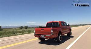 How Does The 2015 Toyota Tacoma Trd Pro Do At 0