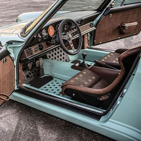 vintage porsche interior 25 best ideas about porsche 911 classic on pinterest