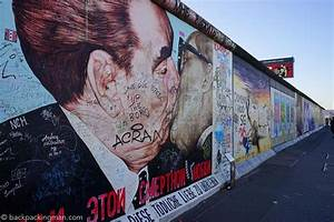 Berlin walls east side gallery street art travel germany for Berlin wall art