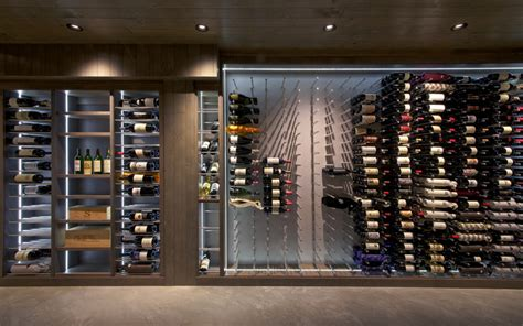 modern wine cellar ridgefield ct summit wine cellars