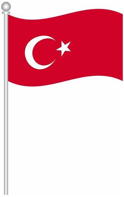 Turkey Flag Pixabay Turkish Vector Graphic
