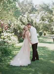 ethereal santa barbara wedding modwedding With wedding dress santa barbara
