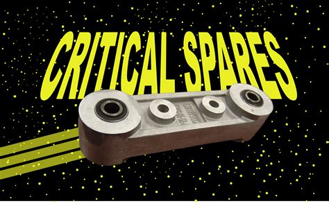 The Critical Spare   General Kinematics