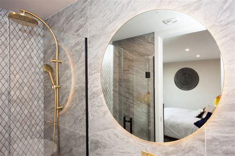 mirror ideas for bathrooms mirrors