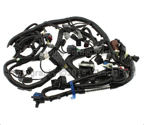 2002 Mercury Mountaineer Wiring Harnes by Ford Wire Assy Cable Harness 6l2z 9d930 Aa Ebay