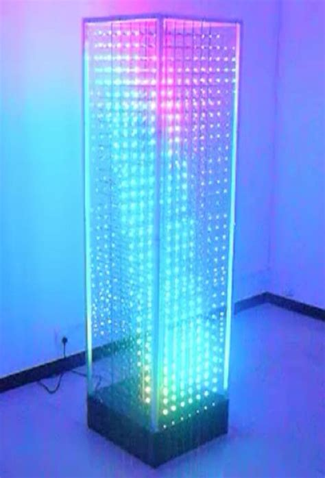 led cube high tech products pinterest cubes  led