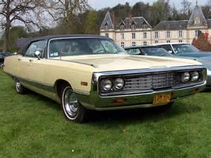 1970 Chrysler New Yorker