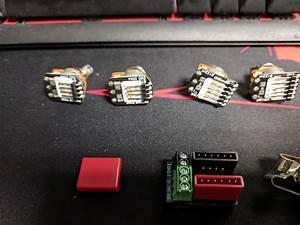 Emg Left Handed Solderless Conversion Wiring Kit For 1