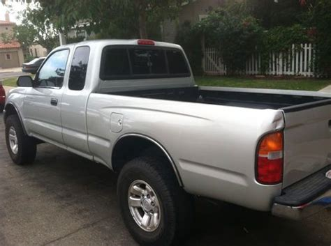 2000 Toyota Tacoma Mpg by Sell Used 2000 Toyota Tacoma Cab Pre Runner V6 Great