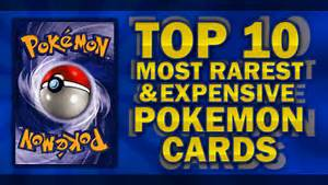 in the world most valuable pokemon cards images