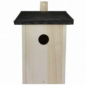 Dachpappe Verlegen Auf Holz : vogelhaus 24cm mit dachpappe vogel haus holz nistplatz brutkasten nistkasten neu ebay ~ Frokenaadalensverden.com Haus und Dekorationen